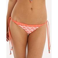 Seafolly Tidal Wave Brazilian Tie Side Pant Review