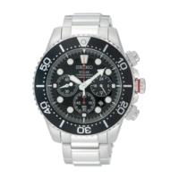 Seiko Mens Divers Solar Chronograph Watch Review