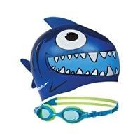Speedo Sea Squad Cap Goggle Set Review